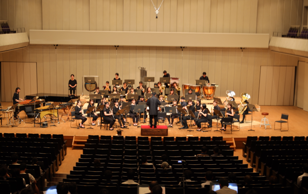 音楽大学作曲科交流演奏会のレポートを掲載しました