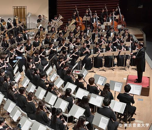 東京音楽大学主催の演奏会について、インターネットから予約ができるオンラインシステムを開始しました