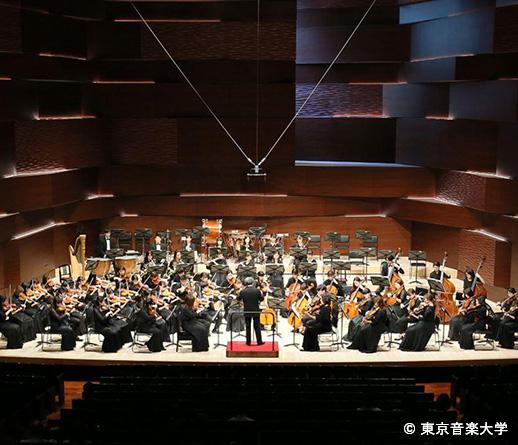 AオーケストラとSオーケストラの演奏会が開催されました