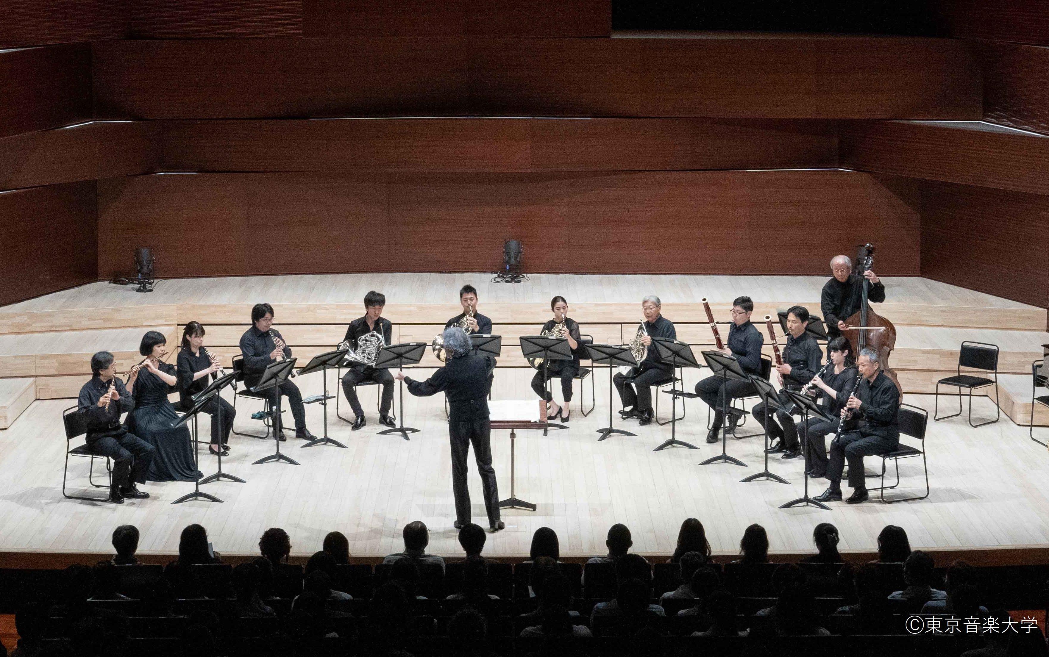東京音楽大学創立111周年記念演奏会シリーズ 管打楽器部会主催  木管ソロ・室内楽演奏会のレポートを掲載しました