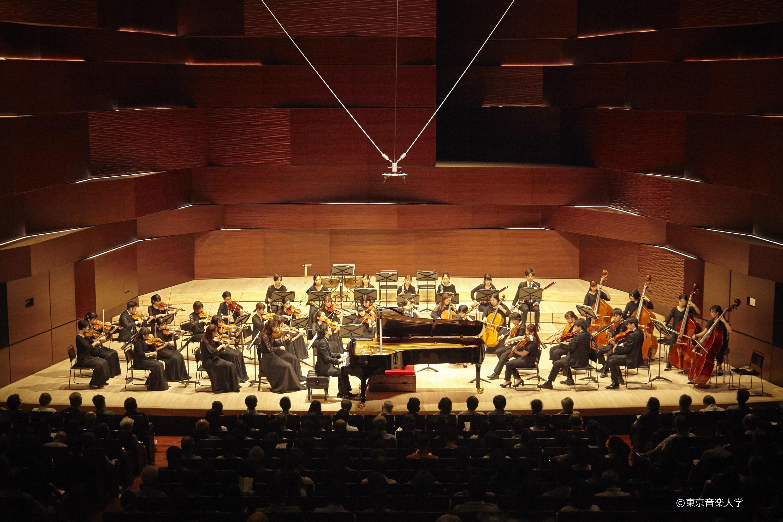 東京音楽大学創立111周年記念演奏会シリーズ ピアノ部会 煌めきのモーツァルト ピアノ協奏曲集のレポートを掲載しました