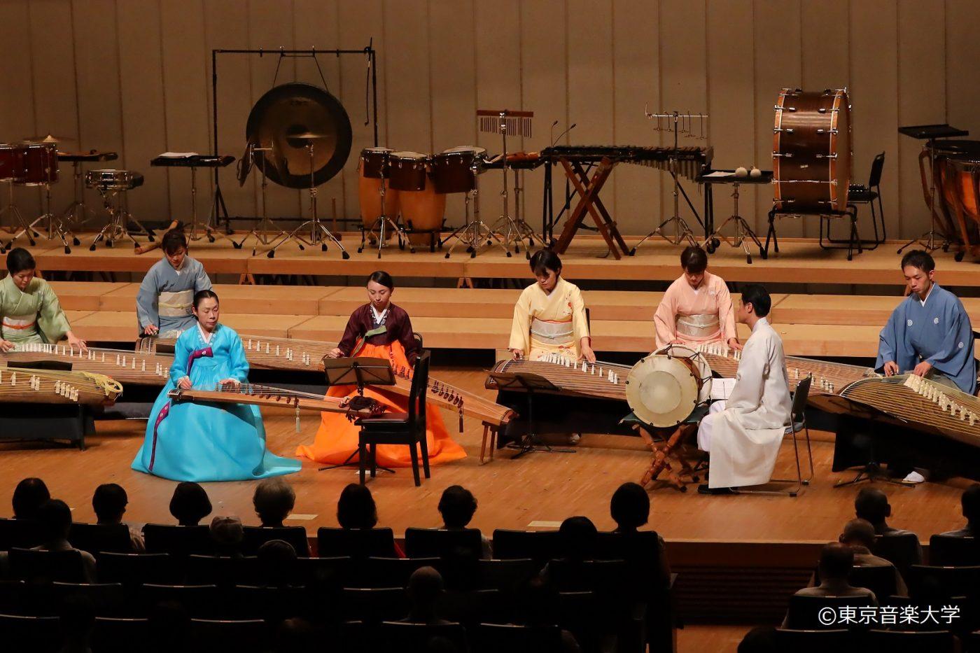 <楽器が紡ぐ東アジア『現代×伝統』>『エオリアの冒険2』~受け継がれし旋律~