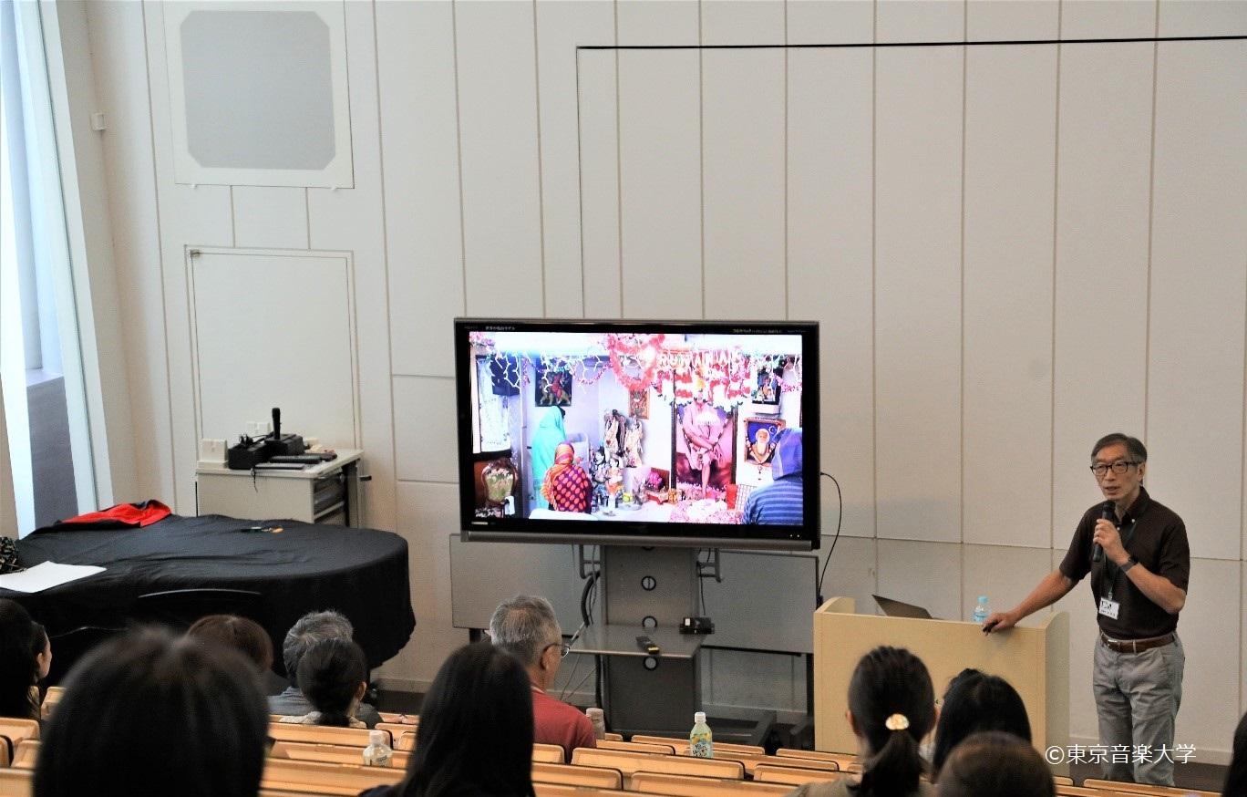 2019年度文化庁 大学における文化芸術推進事業 講座開講のレポートを掲載しました