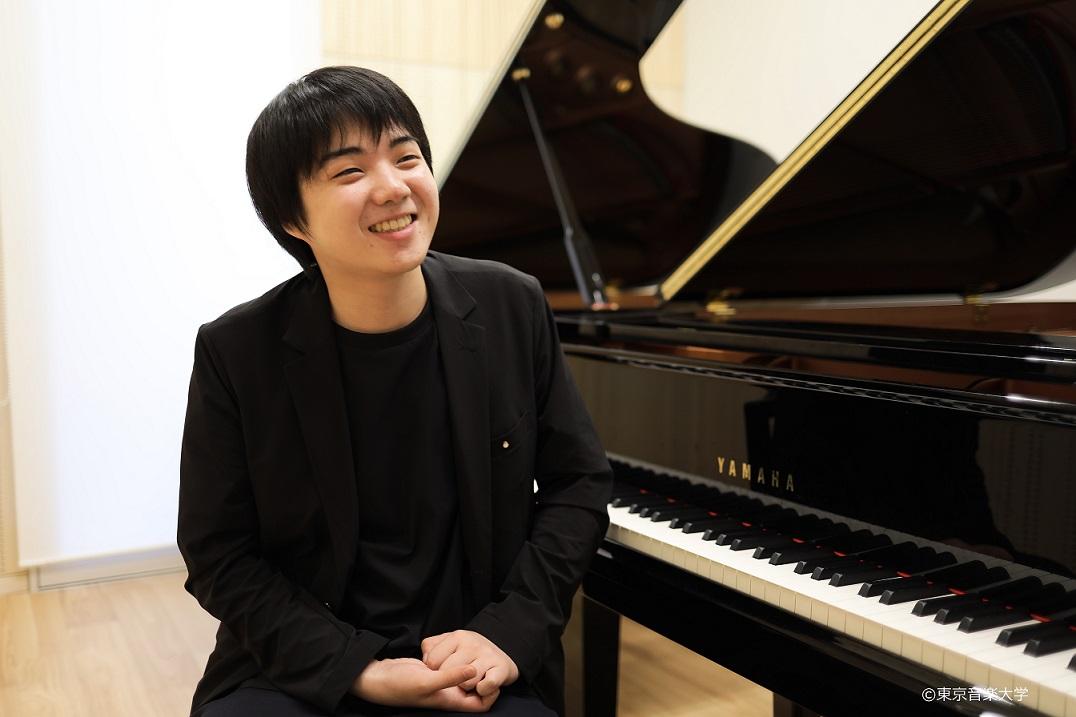 藤田真央さん(2020年大学卒業)が第30回出光音楽賞を受賞しました