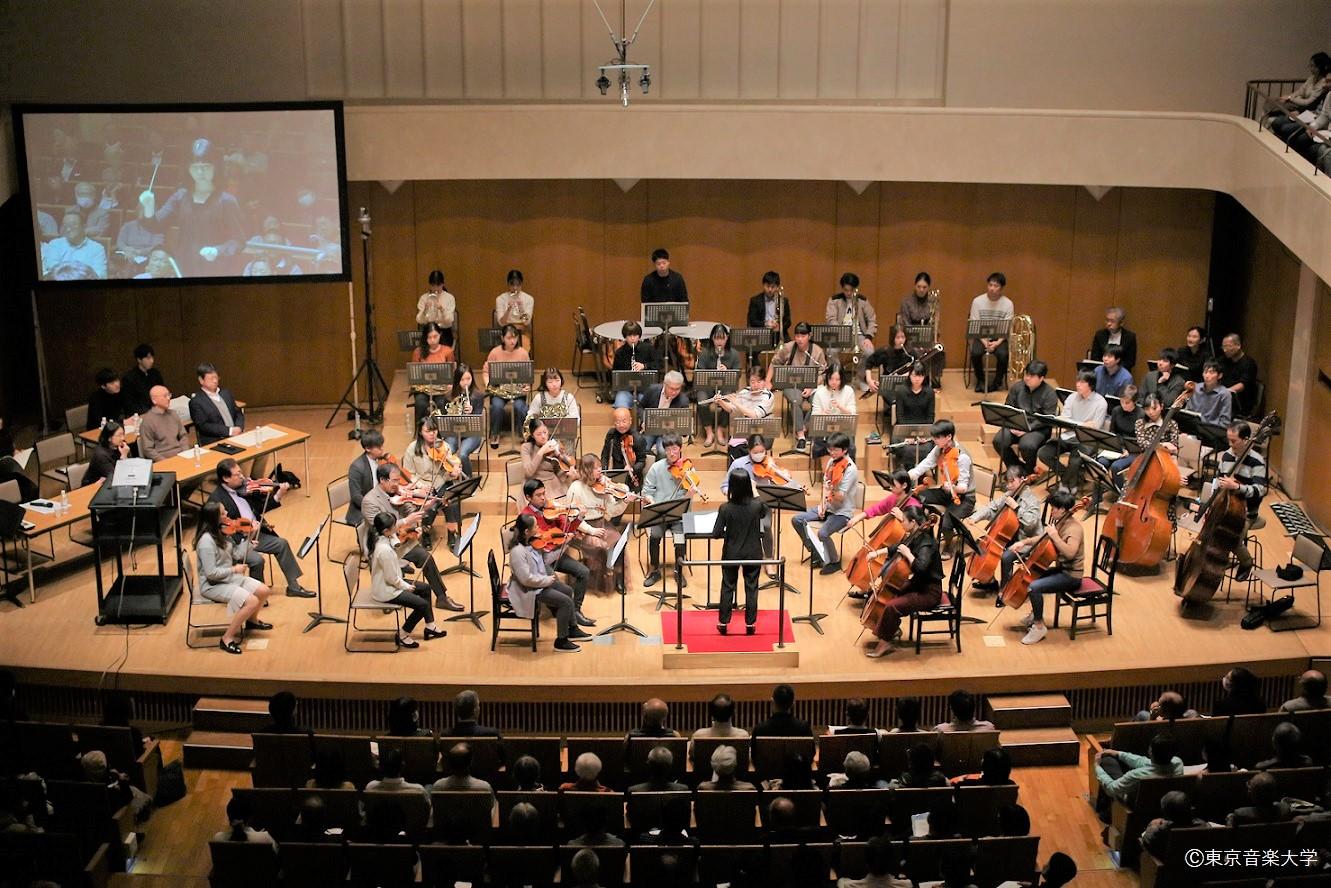 マエストロの白熱教室2019 ~指揮者・広上淳一の音楽道場~のレポートを掲載しました