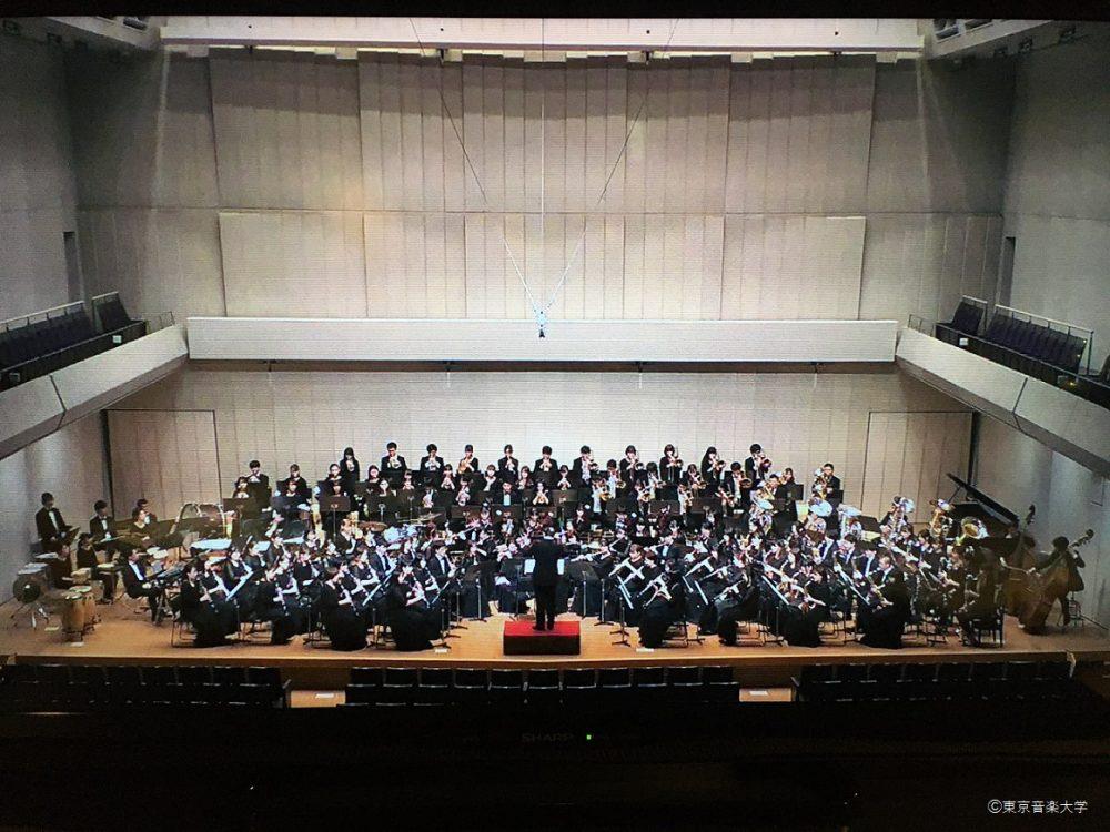 吹奏楽Ⅲ・Ⅳ履修者による Aブラス修了演奏会のレポートを掲載しました