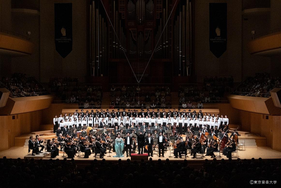 日本フィルハーモニー交響楽団 第九特別演奏会2019 合唱共演に出演した学生の感想を掲載しました