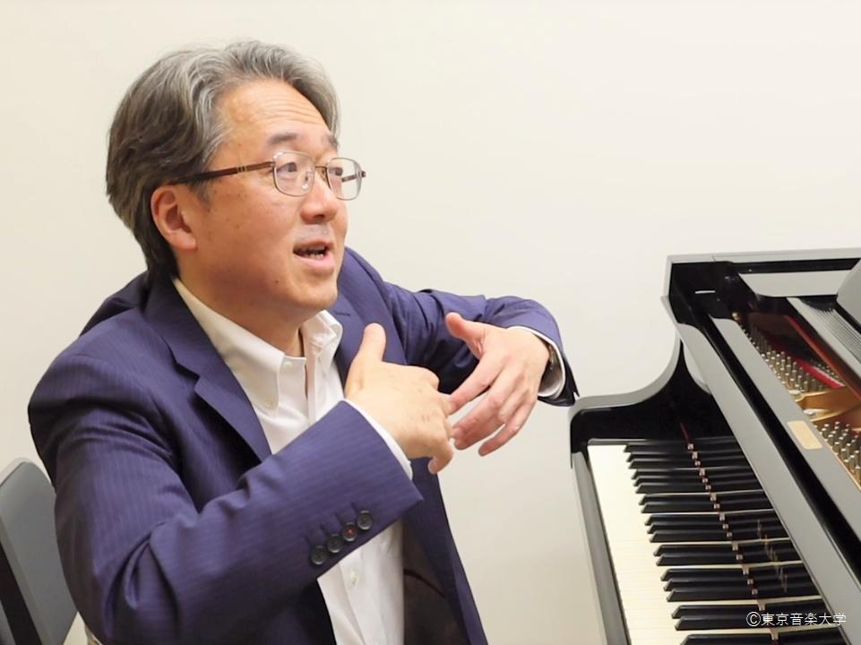 【授業紹介シリーズ「合唱」】 第2回 杉野正隆講師