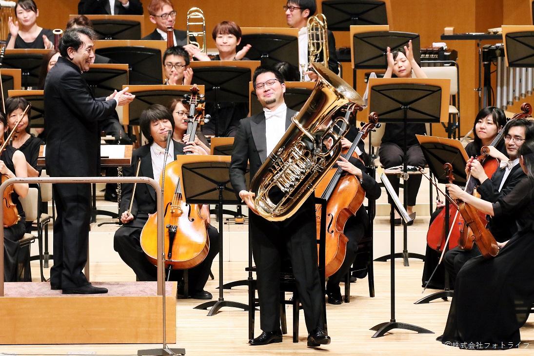 第36回日本管打楽器コンクール テューバ部門で、若林毅さん(卒業生)が第1位を受賞しました