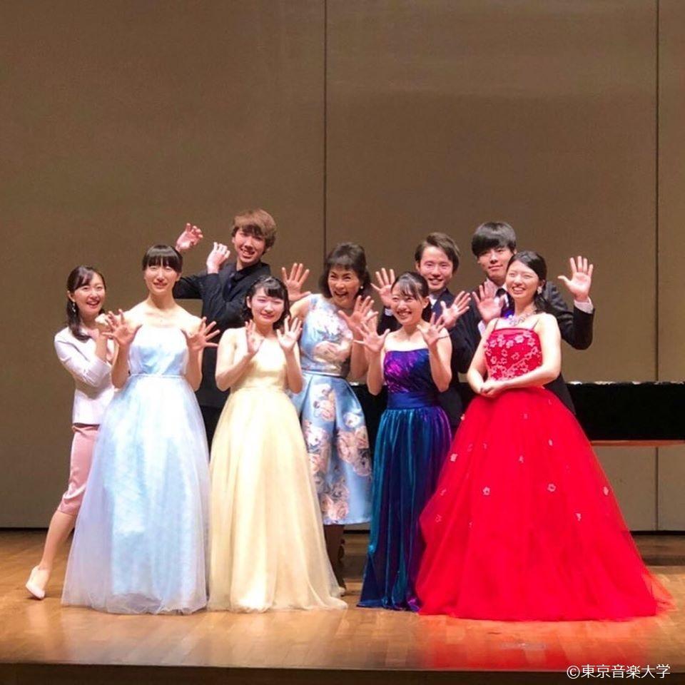 「L'Impressionnisme ~ドビュッシーをめぐる人々~ 東京音楽大学の学生たちと小川典子によるフランス音楽」のレポート