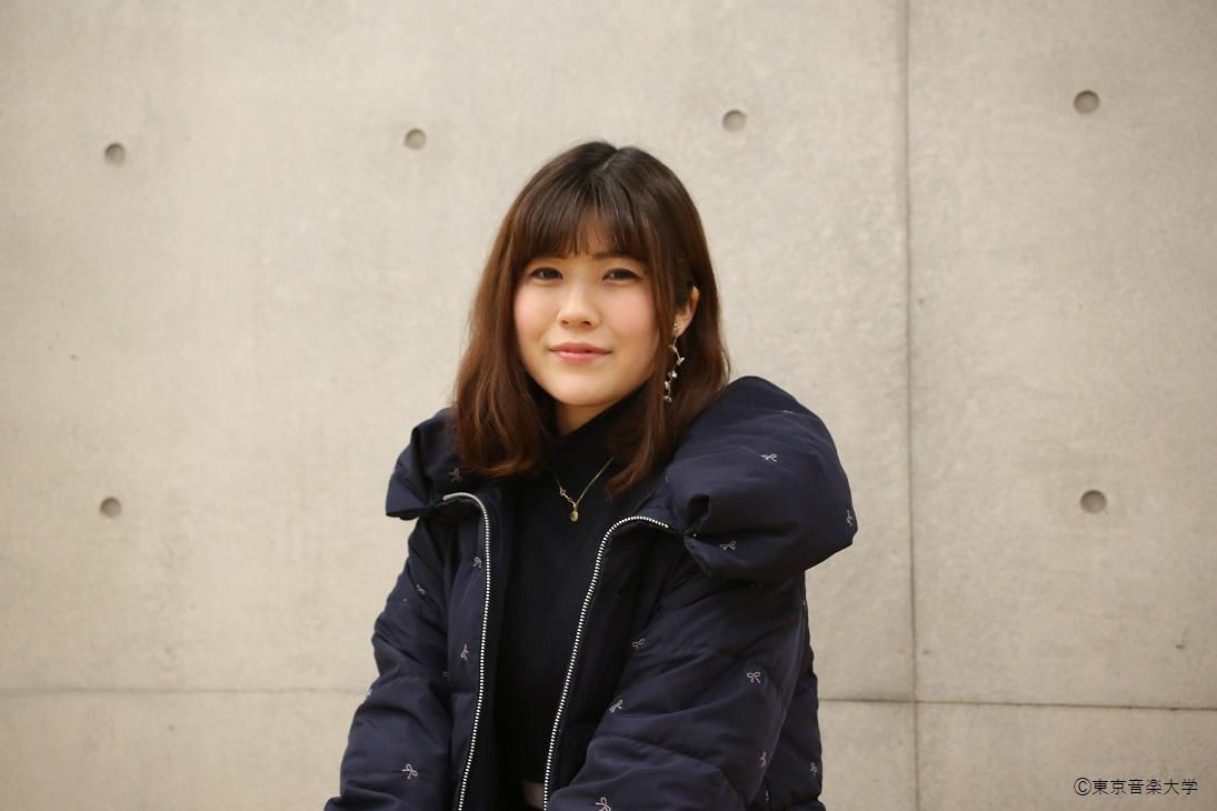 【授業紹介シリーズ「合唱」】 第5回 津田雛子さん