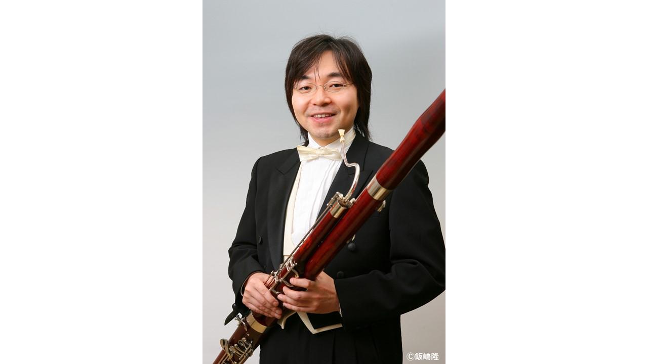 【新任教員紹介シリーズ Vol.3】宇賀神 広宣先生(ファゴット)