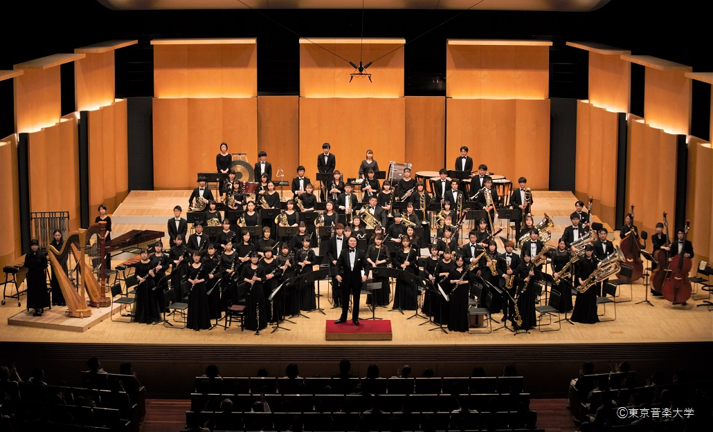 ラ・フォル・ジュルネTOKYO2019 東京音楽大学シンフォニック ウインド アンサンブル 「ファンファーレをめぐる世界の旅」