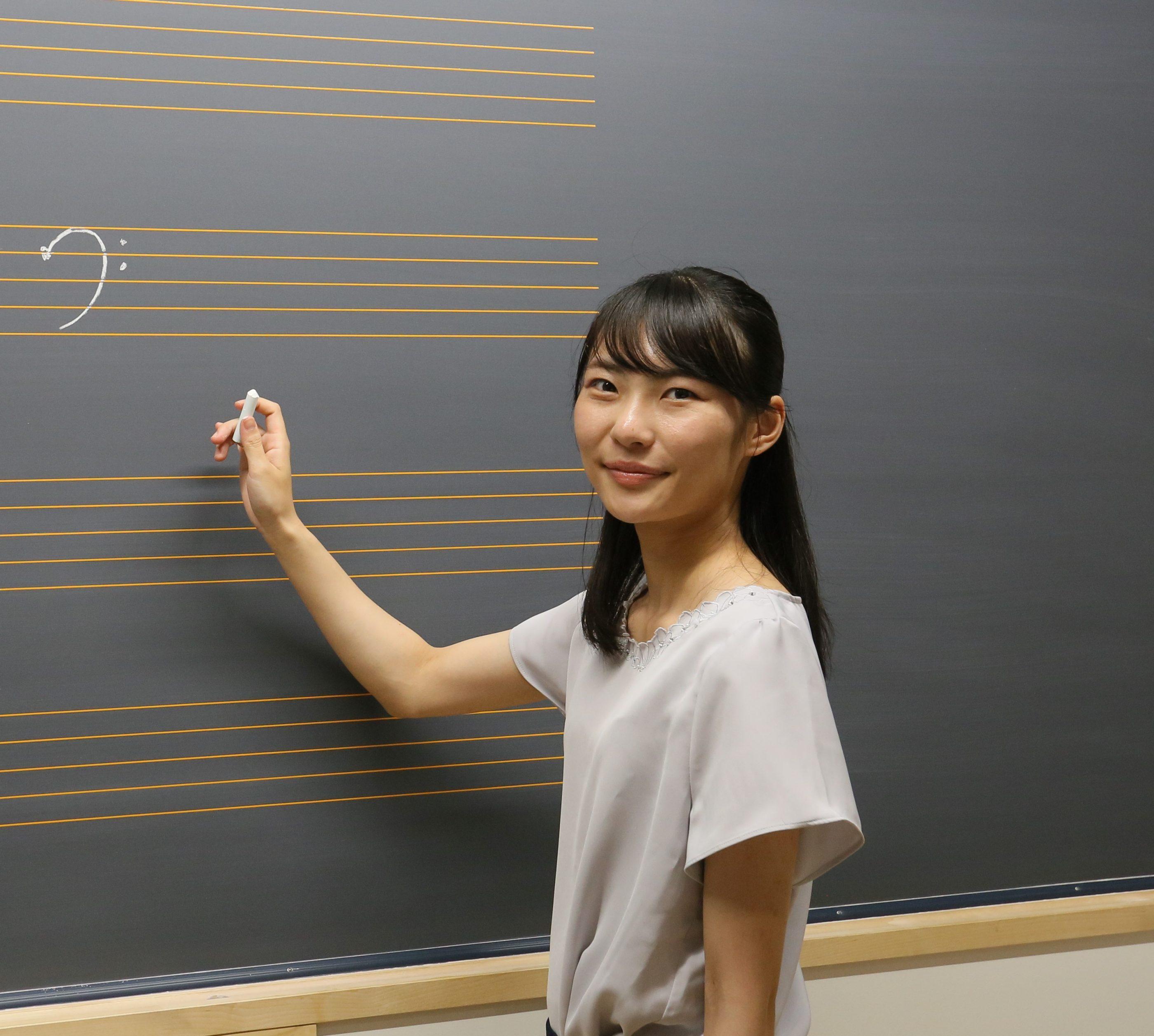 小池美咲さん 高等学校教諭