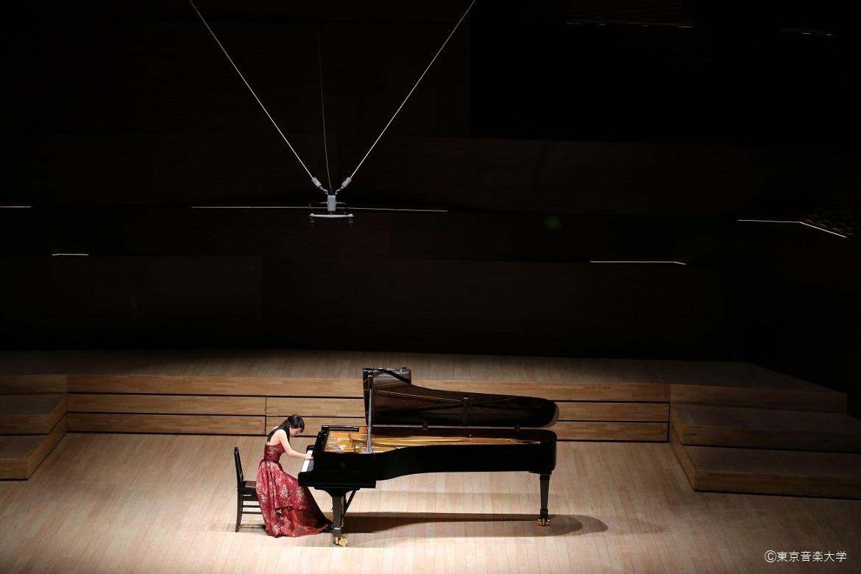 ピアノ専攻4年生による「春のコンサート」