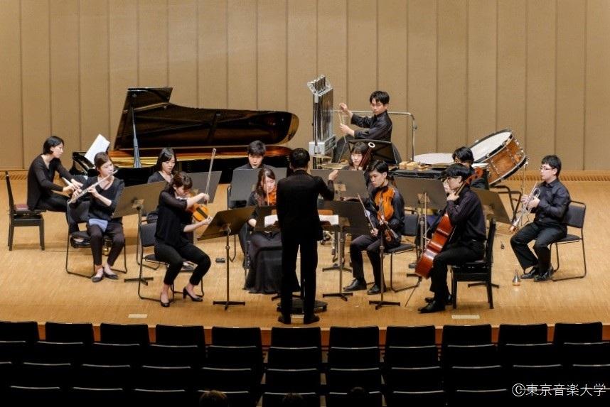 第16回東京音楽大学 学長賞受賞作品選考演奏会