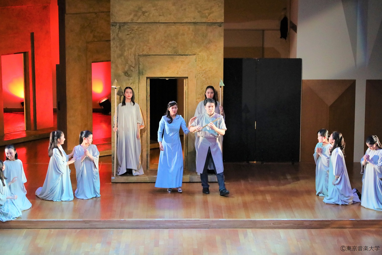 東京音楽大学付属高等学校 「声楽演習」平成30年度オペラ発表会