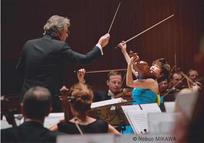【私のお気に入りシリーズ 】第6回  大谷 康子教授 『キエフ国立フィルハーモニー交響楽団』