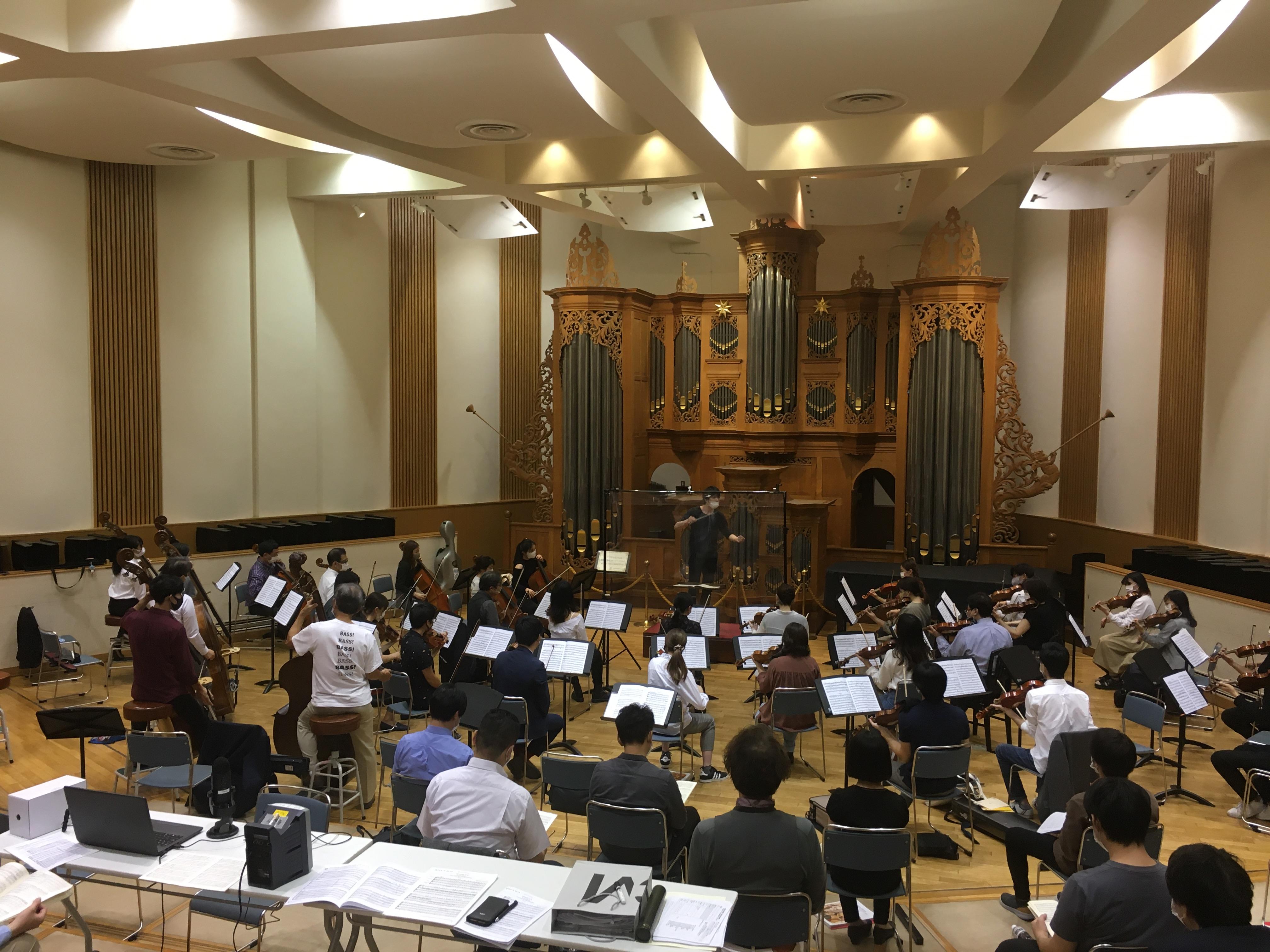 東京音楽大学 指揮研修講座