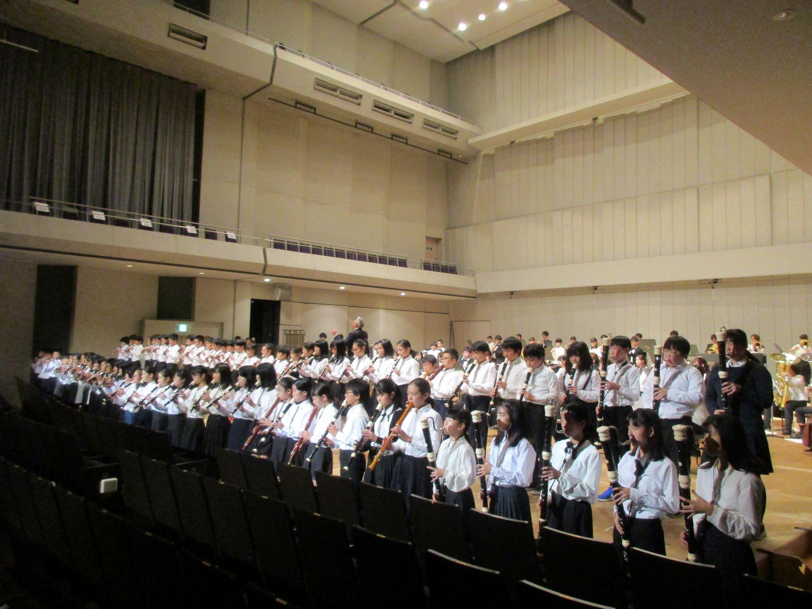 【社会連携】豊島区立南池袋小学校主催 第19回 みないけコンサート