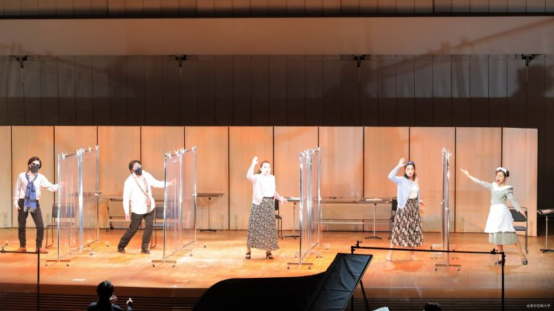 【潜入レポート】東京音楽大学大学院オペラ「コジ・ファン・トゥッテ」