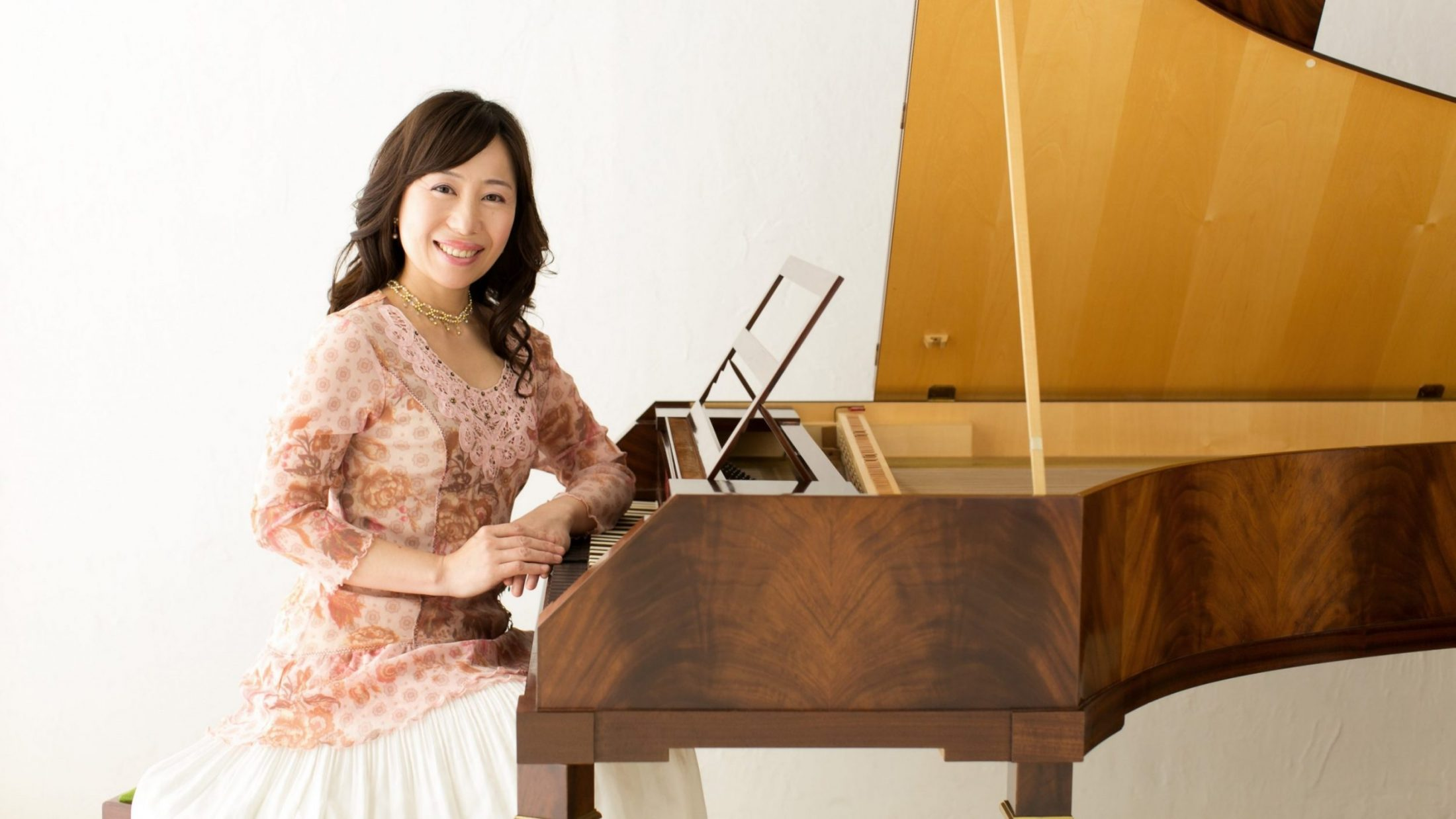 【新任教員紹介シリーズ Vol.13】小倉 貴久子先生(ピアノ・フォルテピアノ)