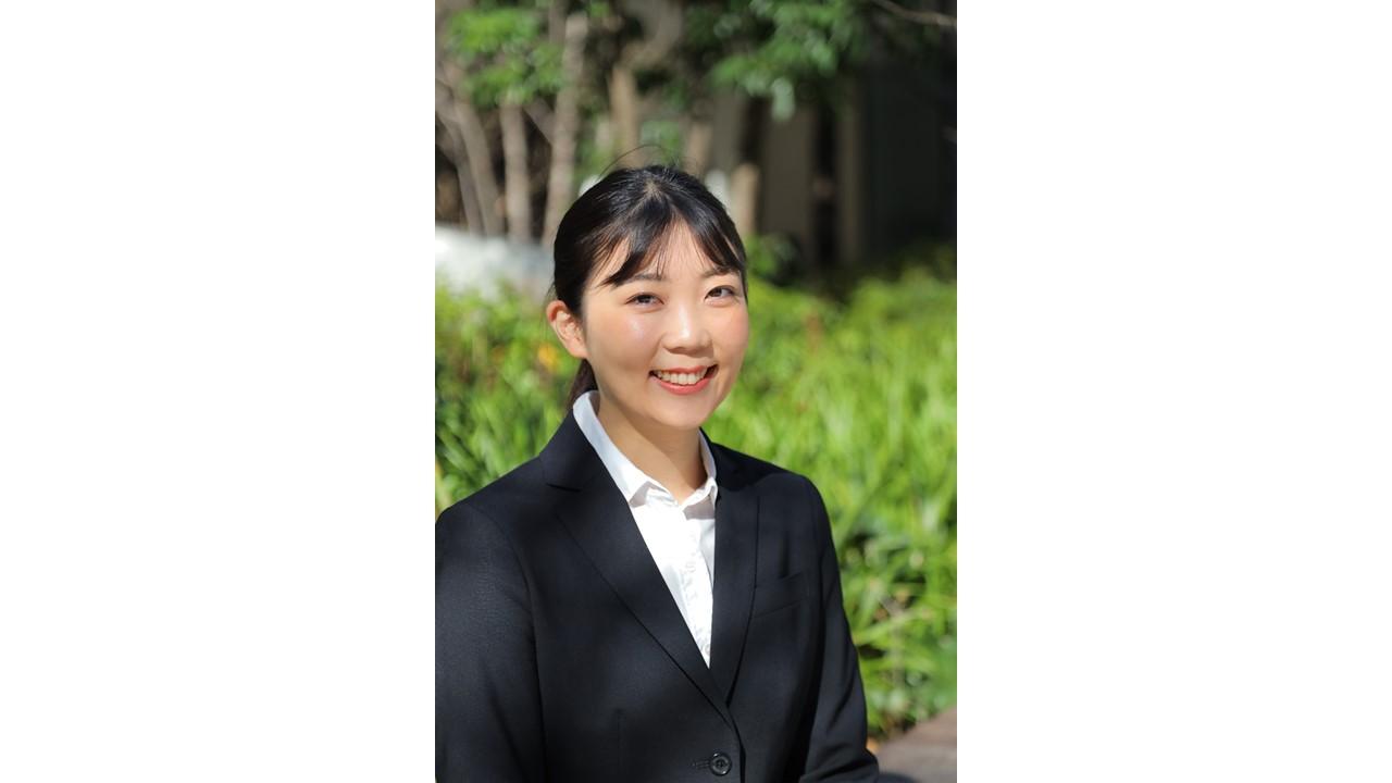 【新卒業生から新1年生へ ~熱いぜ、ザ・東京音大生~】第22回 市村桃子さんを掲載しました
