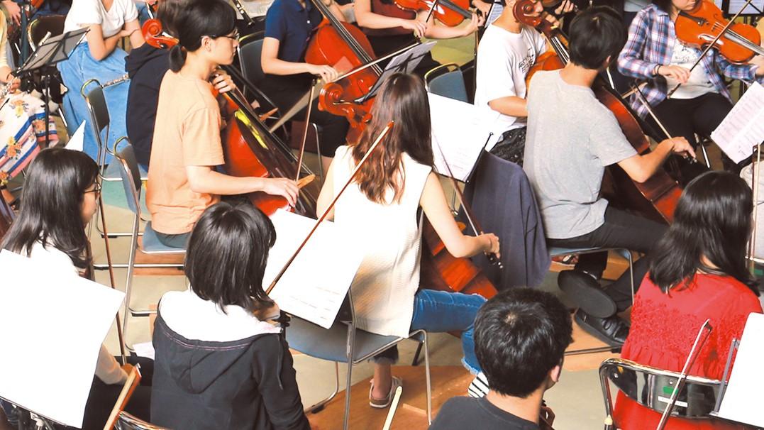 東京音楽大学国際青少年オーケストラ2021年9月開講のお知らせ