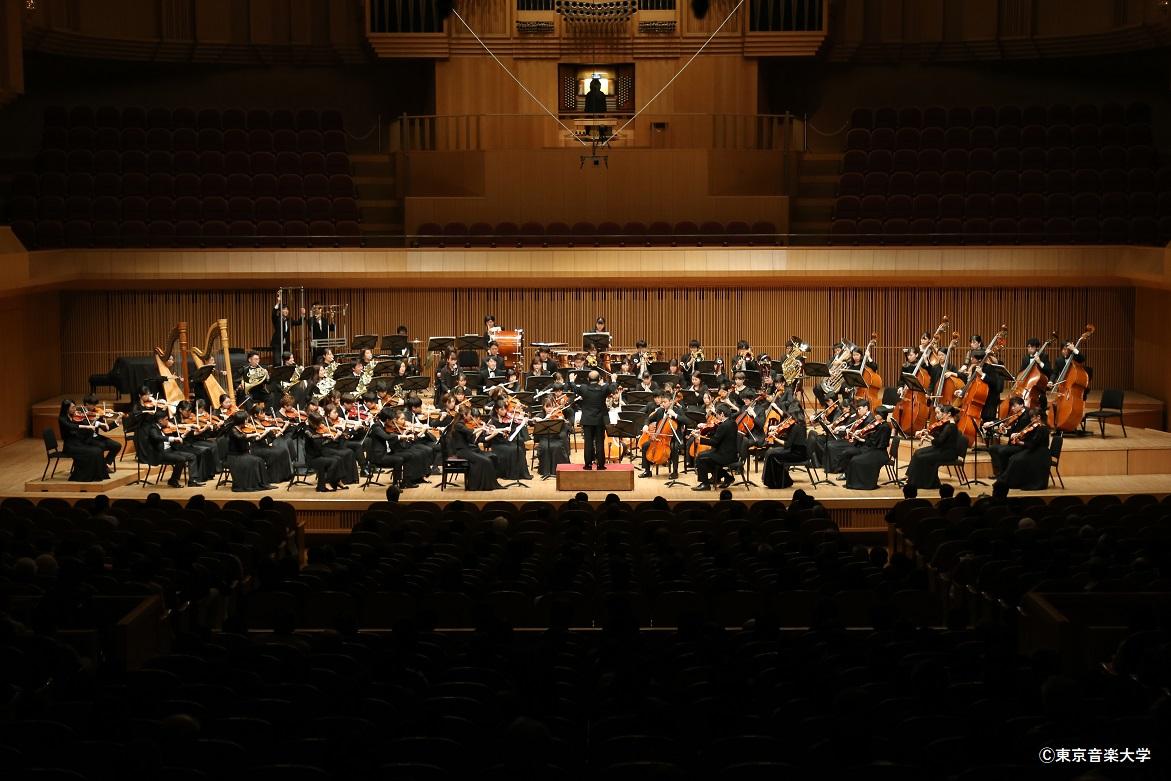 東京音楽大学シンフォニーオーケストラ 福井公演