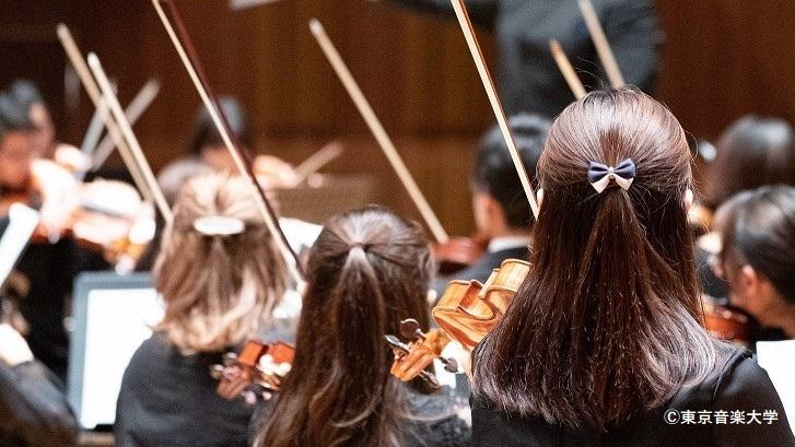 東京音楽大学付属オーケストラ・アカデミー募集要項更新のお知らせ