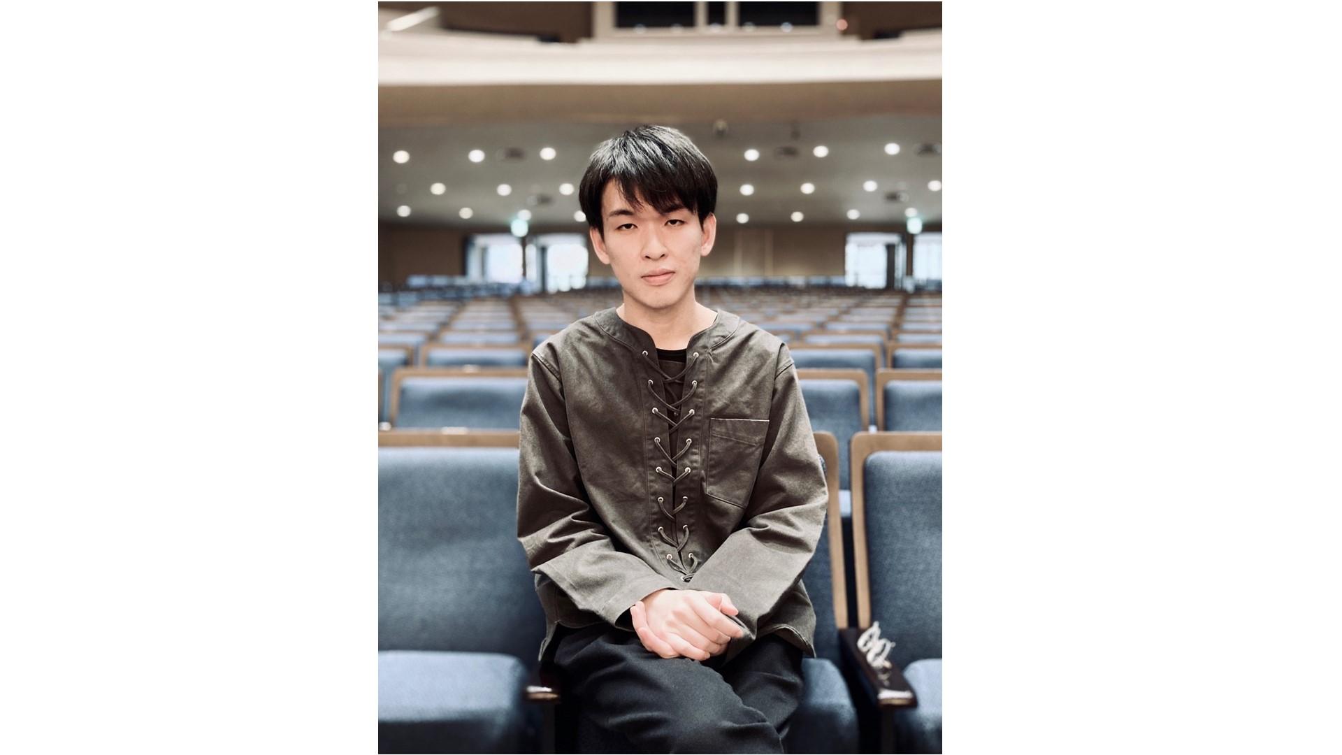 【コンクール受賞者インタビューシリーズ】第14回 福丸光詩さんを掲載しました