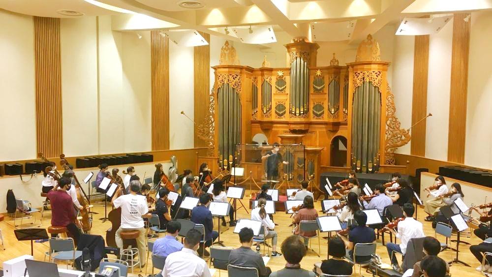 東京音楽大学 指揮研修講座 2021年度秋学期の募集について
